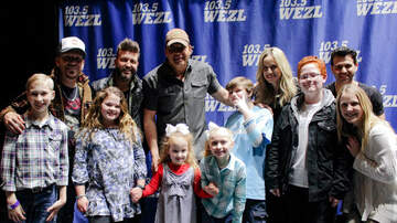image for Concert for the Kids Meet&Greets: Rodney Atkins, Locash and Haley&Michaels