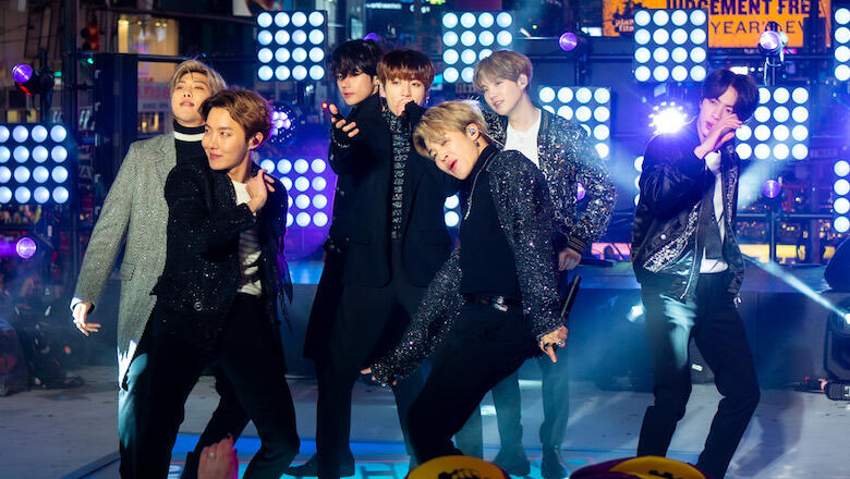 K-pop supergroup BTS bound for Toronto