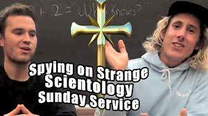 Corey & Patrick In The Morning - Infiltrating Scientology Ep 1: Sunday Church Service