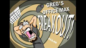 The Woody Show - The Woody Show Animated #1: Greg's OfficeMax Freakout!