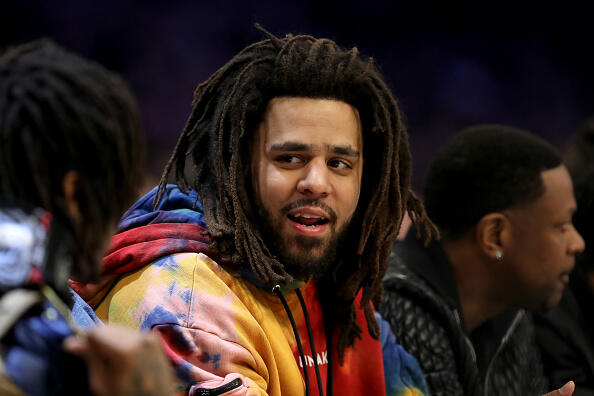 J. Cole Explained Why He Stopped Rapping About Himself After '2014' | REAL 92.3