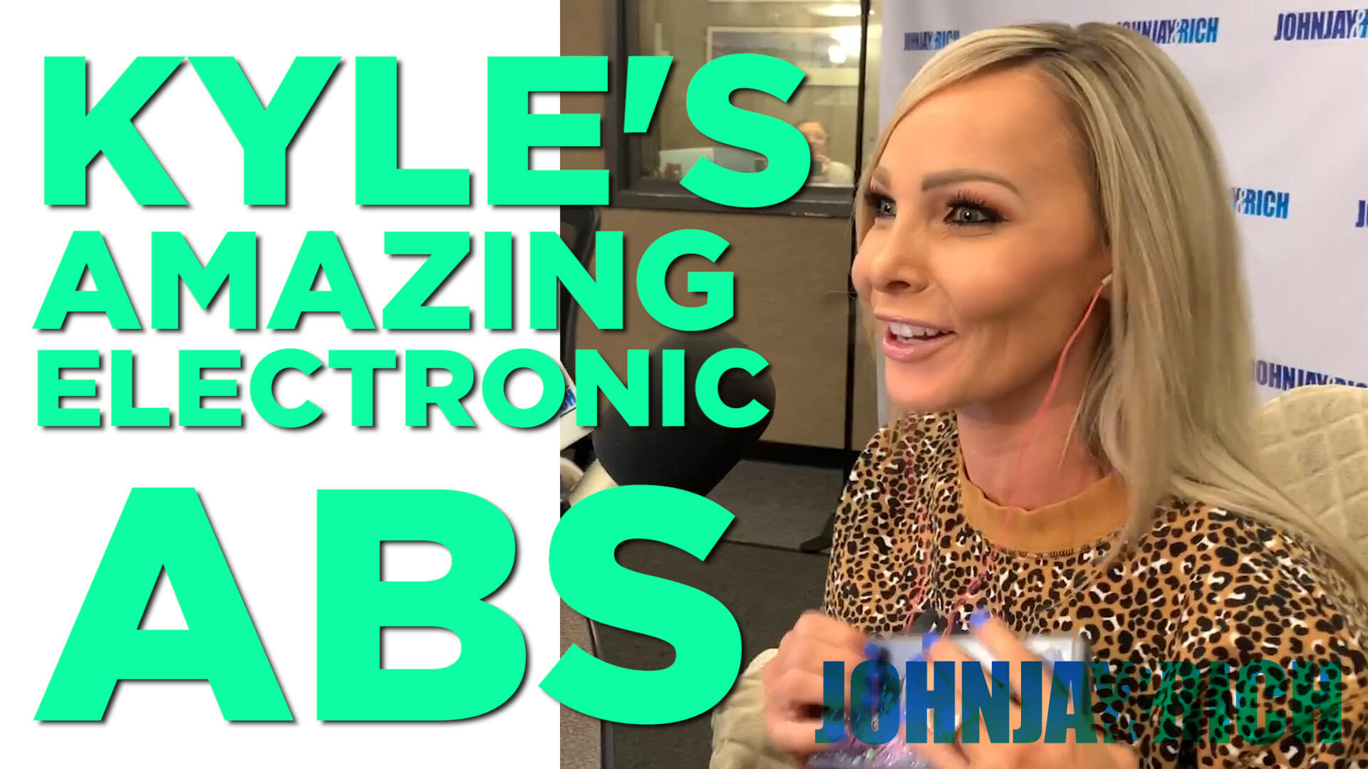 Kyle's Amazing Electronic Abs!