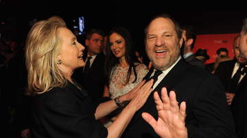The Pursuit of Happiness - Thug Life: Here's why Hillary is Lying About Harvey Weinstein