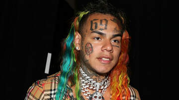iHeartRadio Music News - 6ix9ine's Girlfriend Shares First Picture Of Him Since His Sentencing