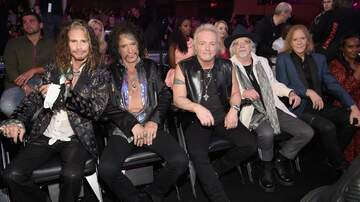 iHeartRadio Music News - Aerosmith Says It Has No Time To Rehearse With Joey Kramer Before GRAMMYs
