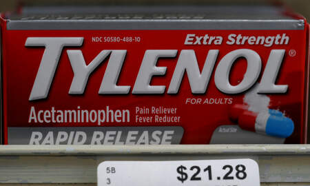 National News - California Considers Classifying Common Painkiller as Cancer Risk