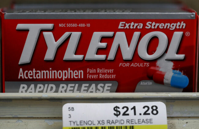 California To Consider Listing Over The Counter Pain Killer Acetaminophen As A Carcinogen