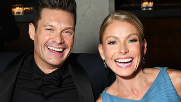 Entertainment News - Kelly Ripa Quit Drinking When Ryan Seacrest Joined The Show: 'It's Amazing'