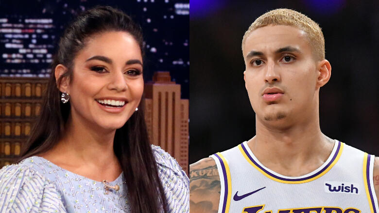 Vanessa Hudgens Spotted On Intimate Date With Lakers' Kyle Kuzma