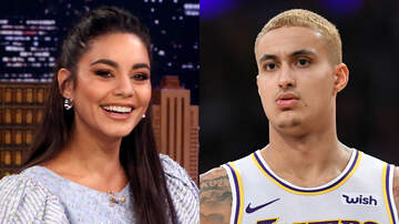 Trending - Vanessa Hudgens Spotted On Intimate Date With Lakers' Kyle Kuzma