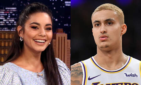 Entertainment News - Vanessa Hudgens Spotted On Intimate Date With Lakers' Kyle Kuzma
