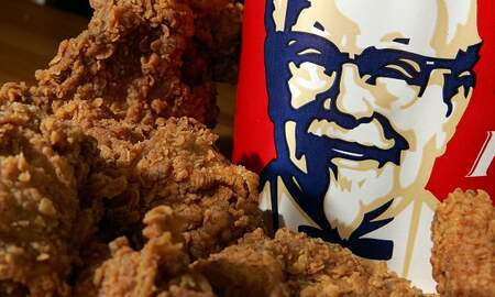 Scott Miller Live - Is This Ad For KFC Sexist?