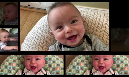 Rock News - Father Edits Baby Babble Into Cover Of AC/DC's Thunderstruck