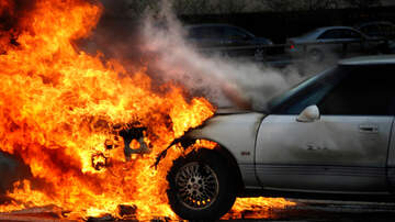 The KiddChris Show - Truck Driver Saves Woman From a Burning Car!!!