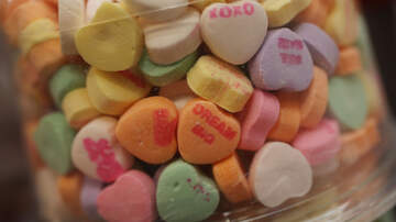 Brooke Taylor - Sweetheart Candies This Year Won't Have Words On Them...