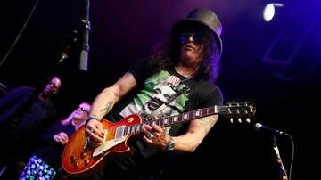 iHeartRadio Music News - Slash Confirms Guns N' Roses Has New Music: Stuff Is Happening