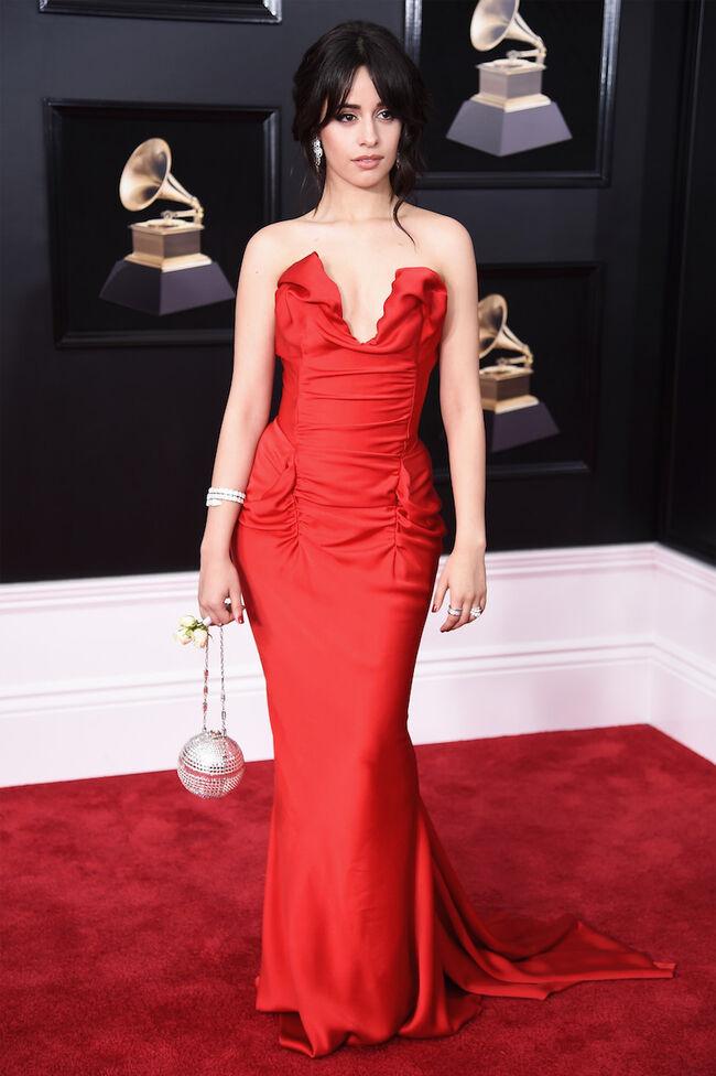 60th Annual GRAMMY Awards - Red Carpet