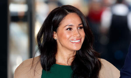 Entertainment News - Meghan Markle Is 'So Happy' With The Outcome Of All The Royal Drama