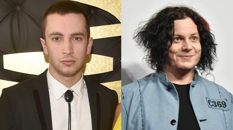 Tyler Joseph Reveals Jack White Sent Him Special Gift And Encouraging Note | Alt 101.1