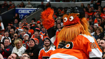 The A-Team - Flyers Mascot Gritty Accused Of Punching 13 Year Old Kid