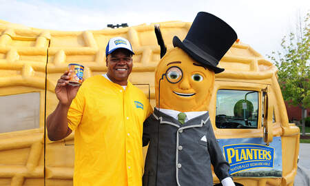 Sports Top Stories - Mr. Peanut Dead At Age 104