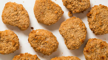 Jagger - Today's Vibe: New Valentine's Day trend: Chicken Nuggets?