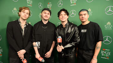 Jake B - 5 Seconds of Summer are Helping Australia with New Merch Line