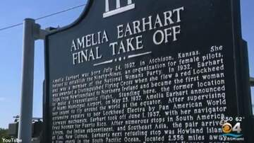 Coast to Coast AM with George Noory - Video: Miami Unveils Historical Marker Honoring Amelia Earhart