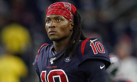 National News - Texans' DeAndre Hopkins Supports Student Suspended Over Long Dreadlocks