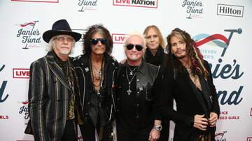 image for Aerosmith Welcomes Back Joey Kramer at Vegas Show