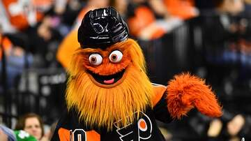 Andi and Kenny  - Flyers Mascot 'Gritty' Being Investigated For Punching Young Fan
