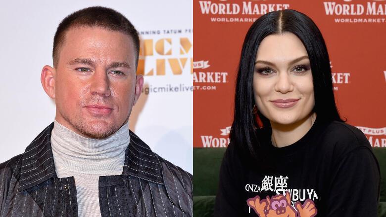 Channing Tatum & Jessie J Are Back Together 1 Month After Split News
