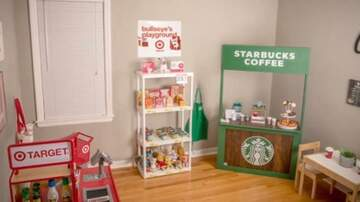 Melissa Forman in the Morning - Mom's Epic Target and Starbucks Playroom gets Standing Ovation