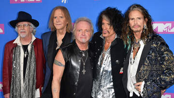 Rock News - Video Shows Security Prevent Joey Kramer From Entering Aerosmith Rehearsal