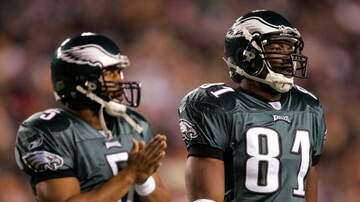 In The Zone - T.O. and Donovan McNabb at it again