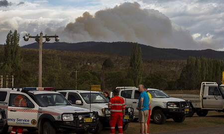 National News - Three Americans Killed In Plane Crash While Battling Fires In Australia