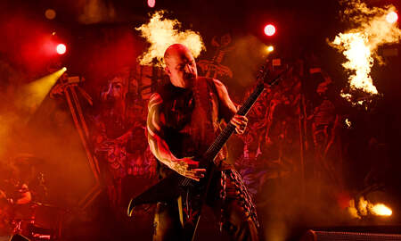 Rock News - Slayer Warns Fans Of Ticket Scam Suggesting Comeback Show