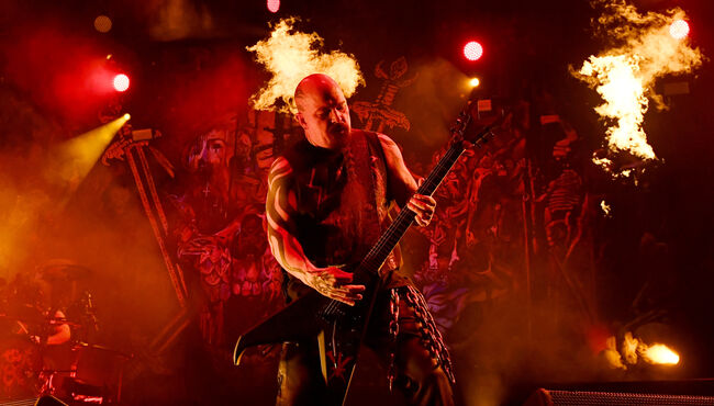 Slayer In Concert With Primus, Ministry And Philip H. Anselmo & The Illegals - Las Vegas, NV