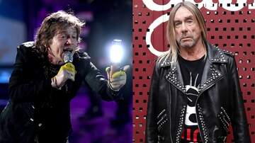 iHeartRadio Music News - Cage The Elephant Releases New Version Of 'Broken Boy' With Iggy Pop