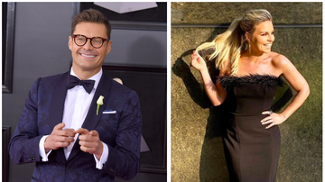 Ryan Seacrest - Sisanie Gives Ryan Seacrest & Tanya Rad a Grammys Pop Quiz! Watch