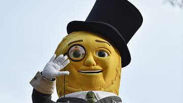 image for Mr. Peanut has died