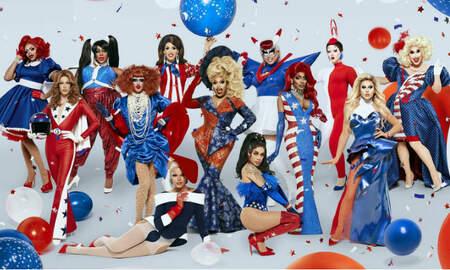 Entertainment News - Meet The Queens Of 'RuPaul's Drag Race' Season 12