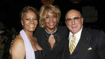Martha Quinn - Clive Davis Has Plans On Making His Own Whitney Houston Biopic