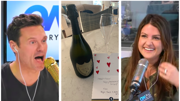 Ryan Seacrest - Ryan Seacrest & Tanya Accidentally Messed Up Sisanie's Anniversary Surprise