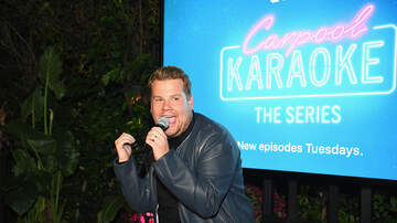 The Rick Lewis Show - James Corden Doesn't Drive Carpool Karaoke