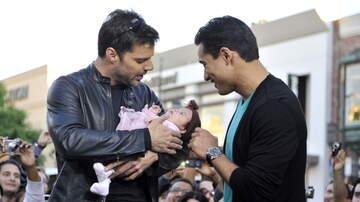 Gaby Calderon - El esposo de Ricky Martin compartió una tierna foto de su hija Lucía