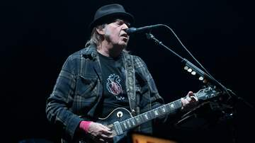 Chuck Nowlin - Neil Young Is Now A U.S. Citizen!
