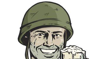 Chumley - US troops drink Iceland dry! USA! USA! USA!