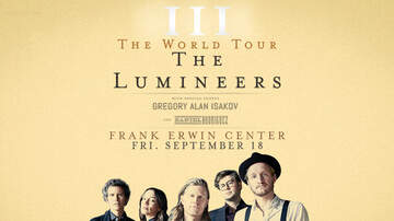 None - The Lumineers at Frank Erwin Center