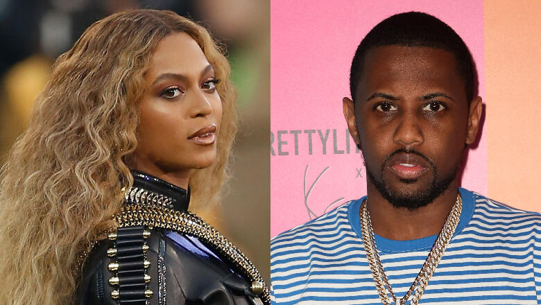 Beyonce Once Called Out Fabolous Over A Hurtful Lyric About Solange